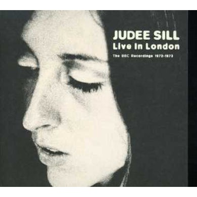 Judee Sill LIVE IN LONDON: THE BBC RECORDINGS 1972-1973 CD