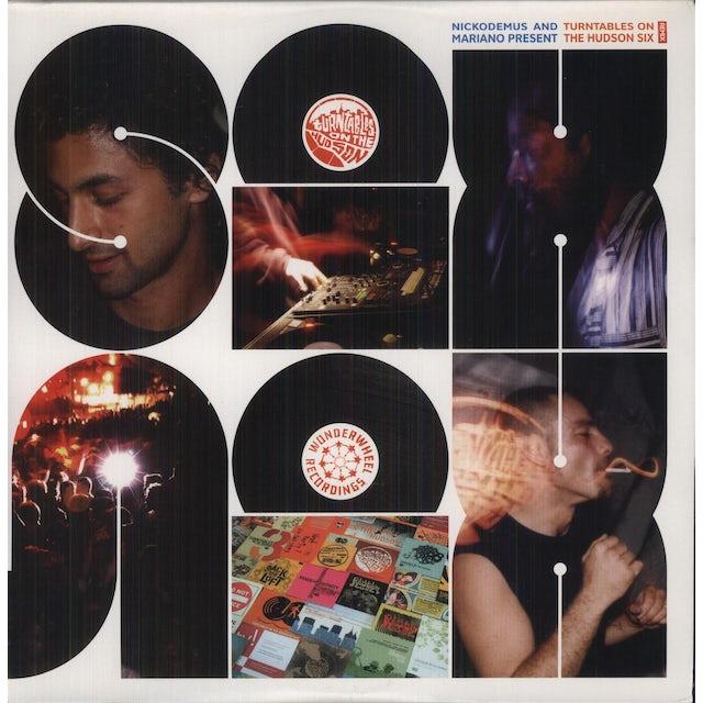 Turntables On The Hudson Six: Remix / Var Vinyl Record