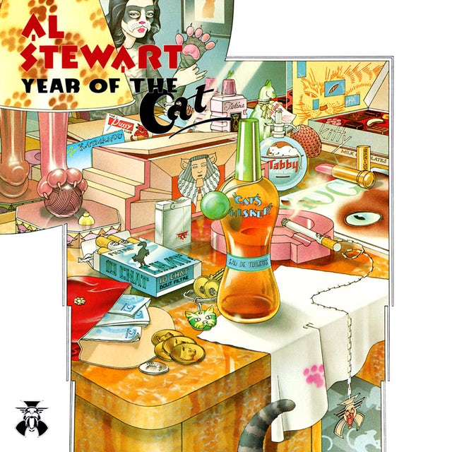 Al Stewart YEAR OF THE CAT & MODERN TIMES CD