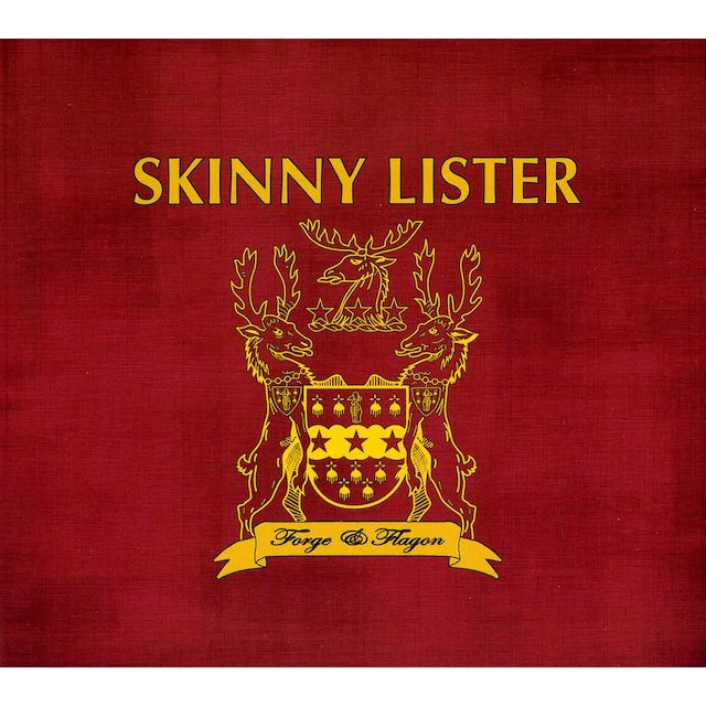 Skinny Lister FORGE & FLAGON CD