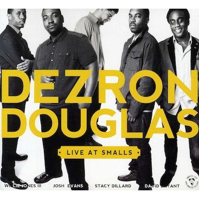 Dezron Douglas LIVE AT SMALLS CD