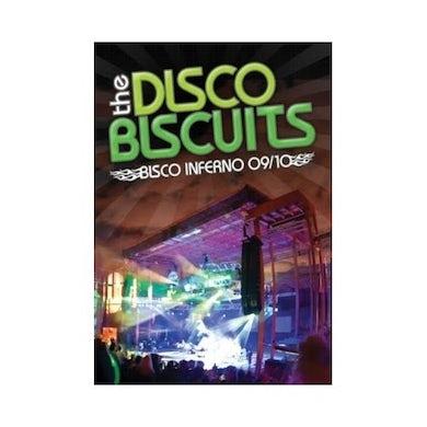 Disco Biscuits BISCO INFERNO DVD