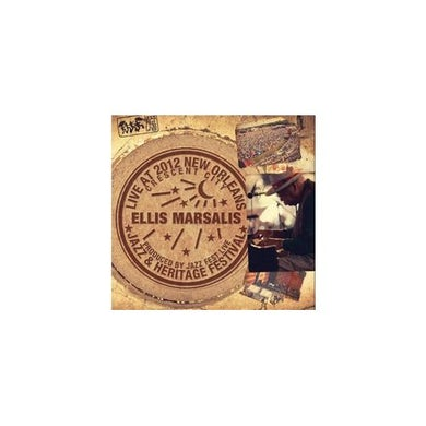 Ellis Marsalis LIVE AT JAZZFEST 2012 CD