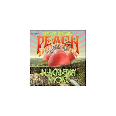 Blackberry Smoke LIVE AT PEACH MUSIC FESTIVAL 2012 CD