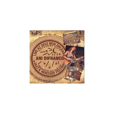Ani Difranco LIVE AT JAZZFEST 2012 CD