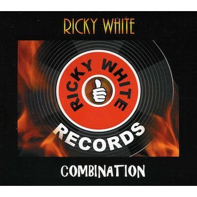 Ricky White COMBINATION CD