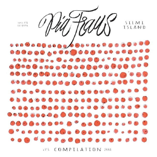 Pia Fraus SILMI ISLAND Vinyl Record - w/CD