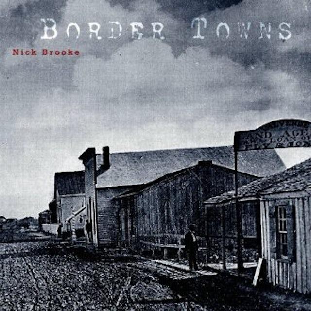 Brooke BORDER TOWNS CD