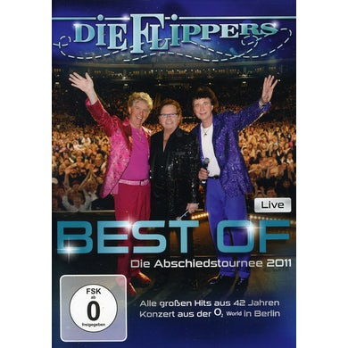 BEST OF LIVE DVD