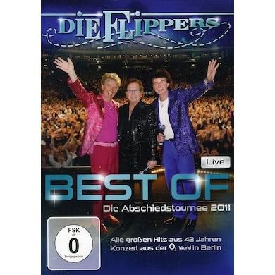 Die Flippers BEST OF LIVE DVD