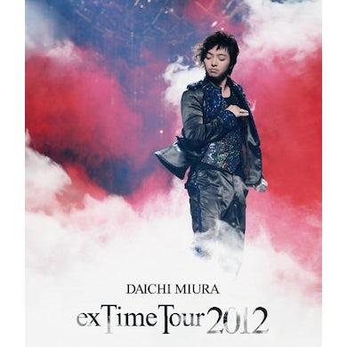 Daichi Miura EXTIME TOUR 2012 CD