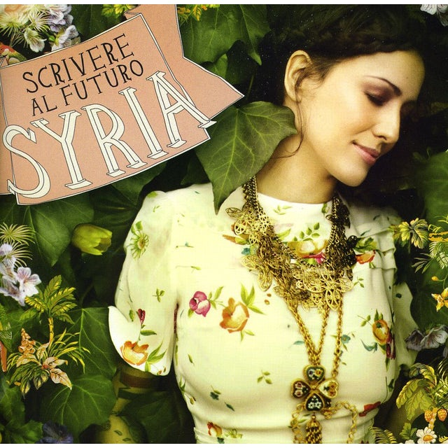 Syria SCRIVERE AL FUTURO CD