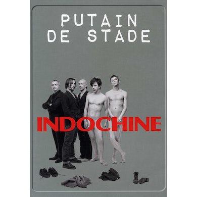 Indochine PUTAIN DE STADE DVD