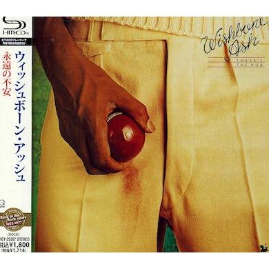 Wishbone Ash THERE'S THE RUB CD