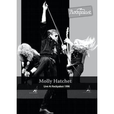 Molly Hatchet LIVE AT ROCKPALAST DVD