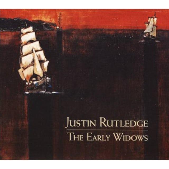 Justin Rutledge EARLY WIDOWS Vinyl Record