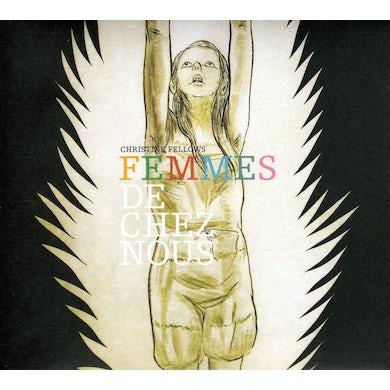 Christine Fellows FEMMES DE CHEZ NOUS CD