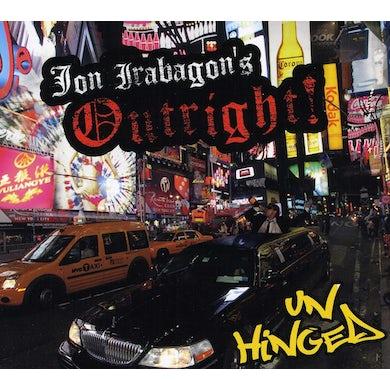 Jon Irabagon OUTRIGHT UNHINGED CD