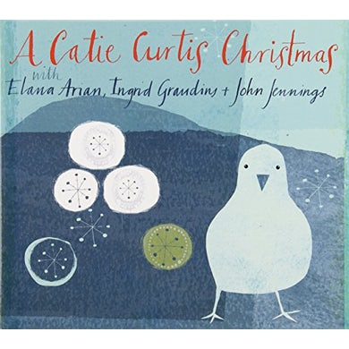 Catie Curtis CHRISTMAS CD