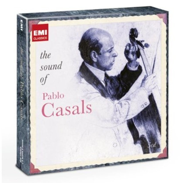 SOUND OF PABLO CASALS CD