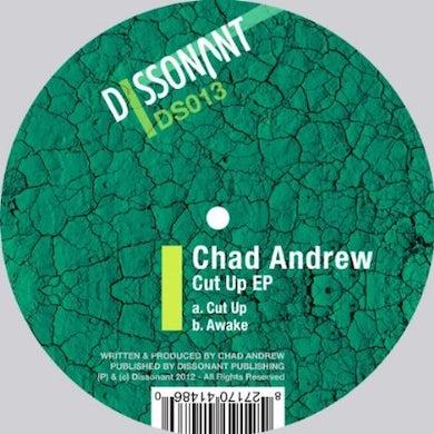 Chad Andrew CUT UP Vinyl Record