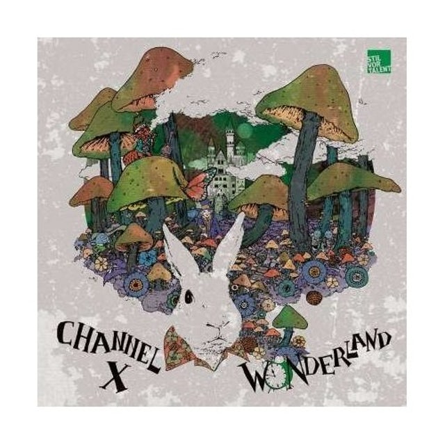 Channel X WONDERLAND REMIXED Vinyl Record