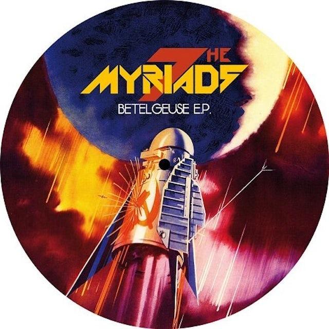7He Myriads BETELGEUSE Vinyl Record