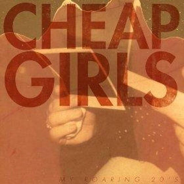Cheap Girls MY ROARING 20'S Vinyl Record