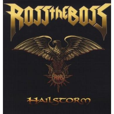 Ross The Boss HAILSTORM Vinyl Record
