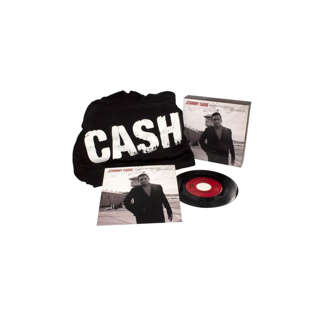 Johnny Cash FOLSOM PRISON BLUES / SAN QUENTIN Vinyl Record