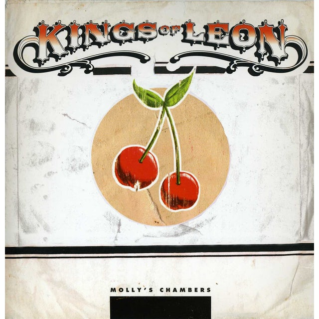 Kings Of Leon MOLLYS CHAMBERS / RED MORNING LIGHT (LIVE) (LG) Vinyl Record