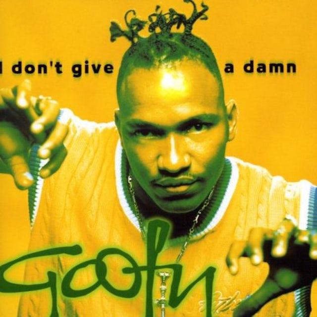 Goofy I DON'T GIVE A DAMN CD