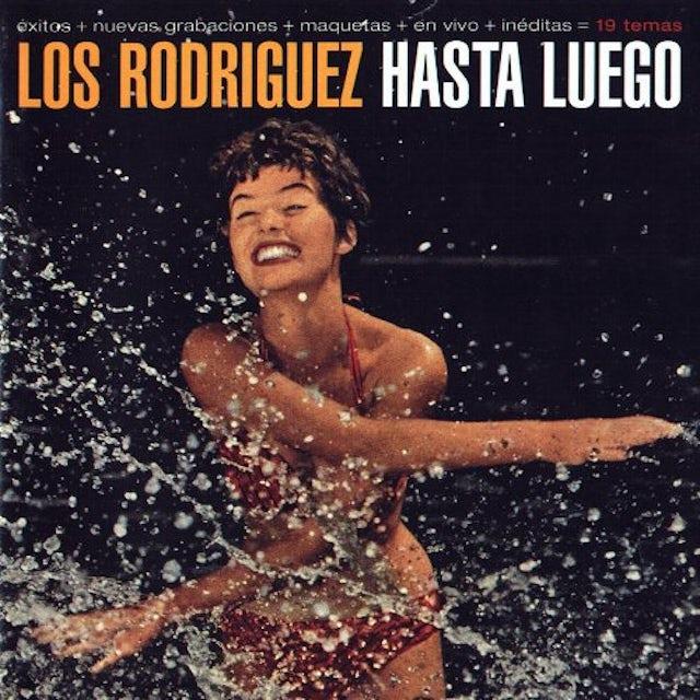 Los Rodriguez HASTA LUEGO CD