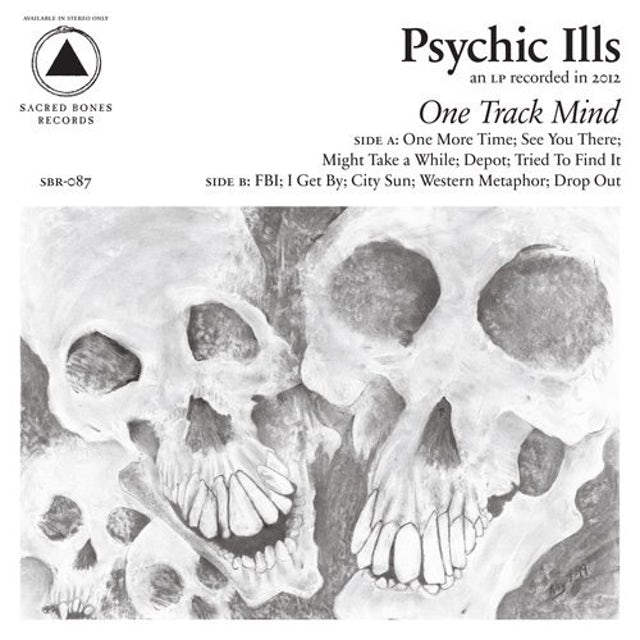 Psychic Ills ONE TRACK MIND CD