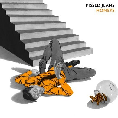 Pissed Jeans HONEYS CD