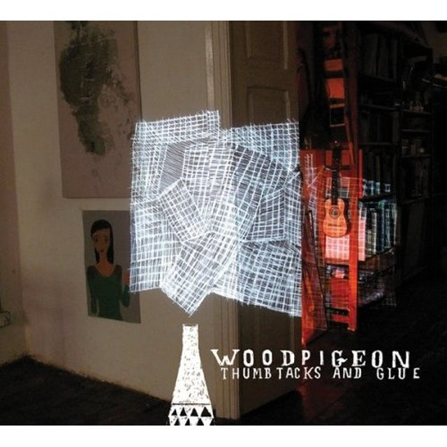 Woodpigeon THUMBTACKS & GLUE CD