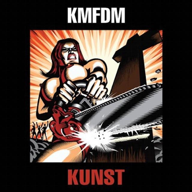 Kmfdm KUNST Vinyl Record