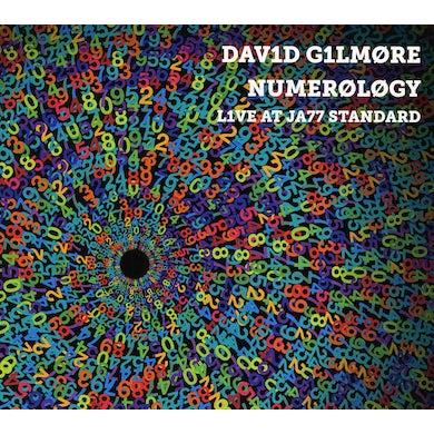 David Gilmore NUMEROLOGY: LIVE AT JAZZ STANDARD CD
