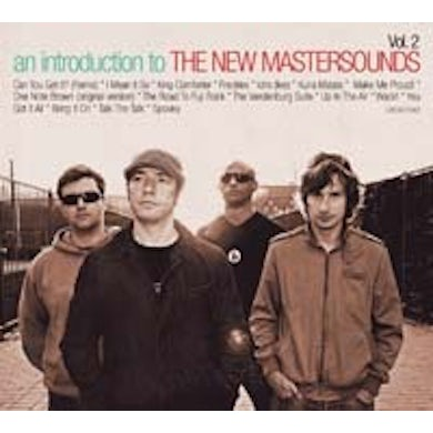 AN INTRODUCTION TO THE NEW MASTERSOUNDS 2 Vinyl Record