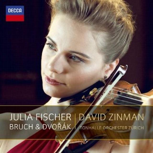 Julia Fischer BRUCH & DVORAK CONCERTOS CD