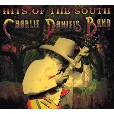 Charlie Daniels HITS OF THE SOUTH CD