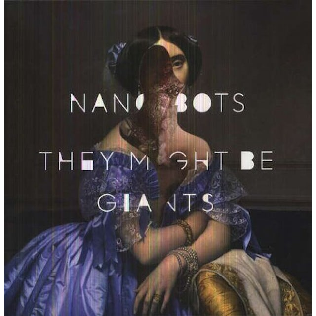 They Might Be Giants NANOBOTS Vinyl Record