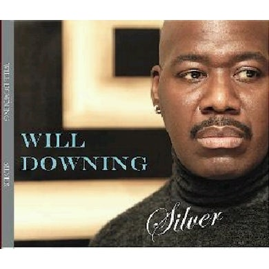 Will Downing SILVER CD