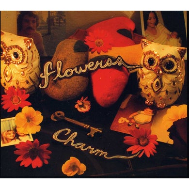 Flowerss CHARM CD