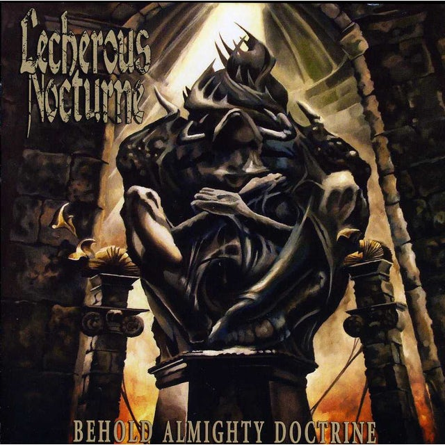 Lecherous Nocturne BEHOLD ALMIGHTY DOCTRINE CD
