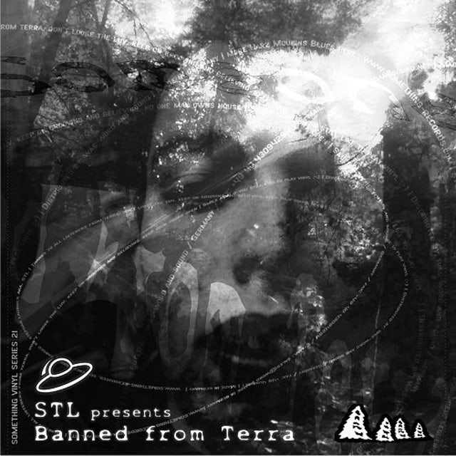 Stl BANNED FROM TERRA Vinyl Record