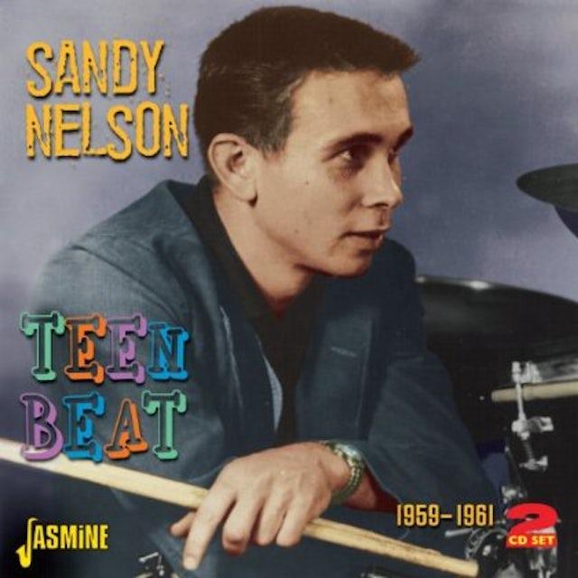 Sandy Nelson TEEN BEAT 1959 - 1961 CD