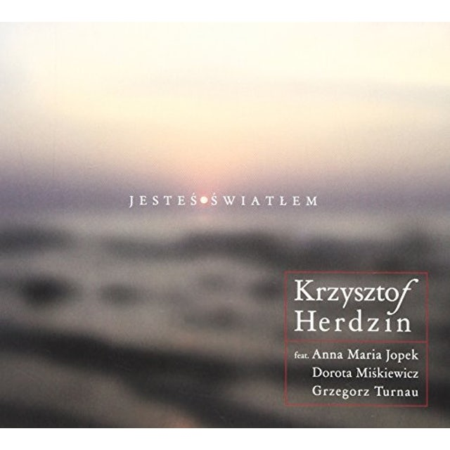 Krzysztof Herdzin JESTES SWIATLEM CD