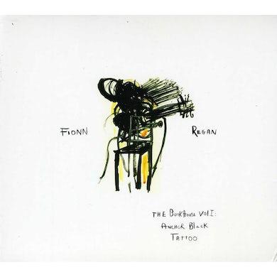 Fionn Regan BUNKHOUSE 1: ANCHOR BLACK TATTOO CD