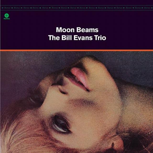 Bill Evans MOONBEAMS (BONUS TRACK) Vinyl Record - 180 Gram Pressing